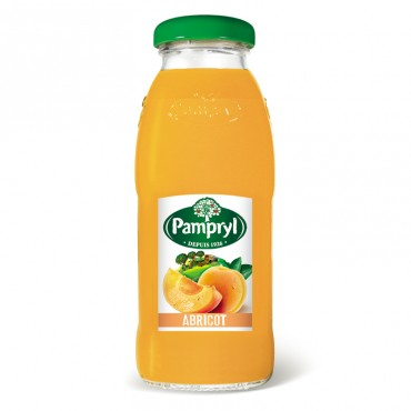 Jus de fruits Pampryl Jus de fruits Pampryl - 25cl2 saveurs disponible : Abricot, Ananas