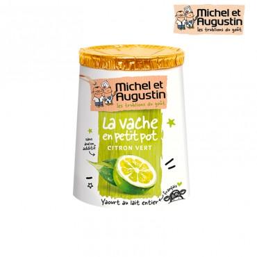 Yaourt Michel et Augustin Yaourt Michel et Augustin - Pot 125g 3 saveurs disponibles