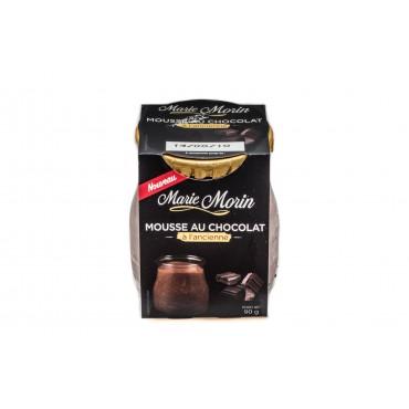 Mousse au chocolat Marie Morin