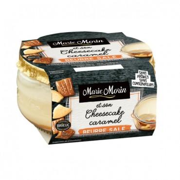 Cheescake caramel Marie Morin