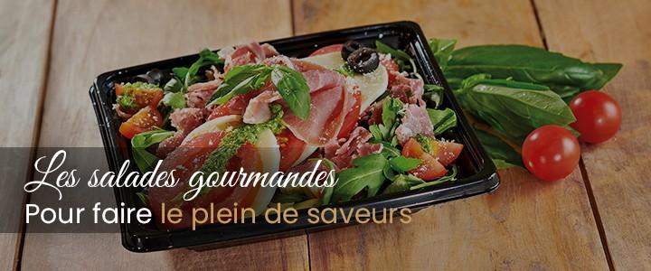 Découvrez toutes nos salades